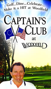 Captains Club at Woodfield Golf Course Deals